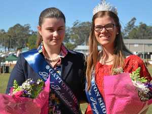 Meet our newest rural ambassador and show girl