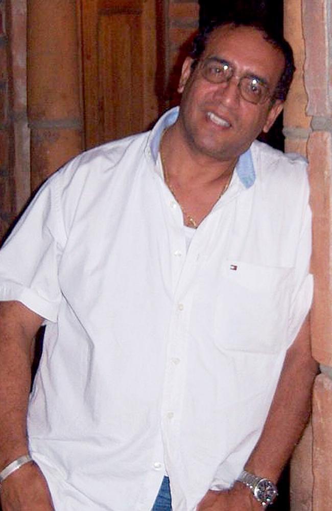 Carlos Carrero, the director of the Michigan School in Bogota. Picture: Supplied