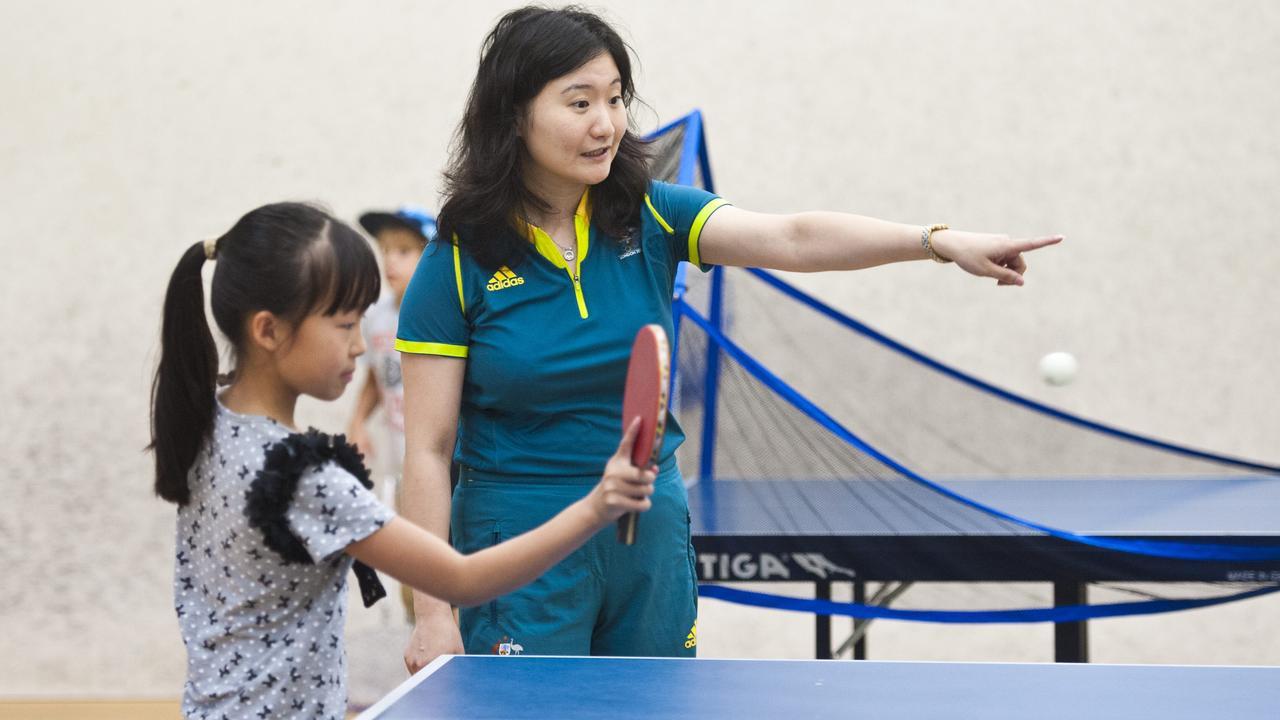 Vivian Tan wants to go to the Tokyo Olympics.