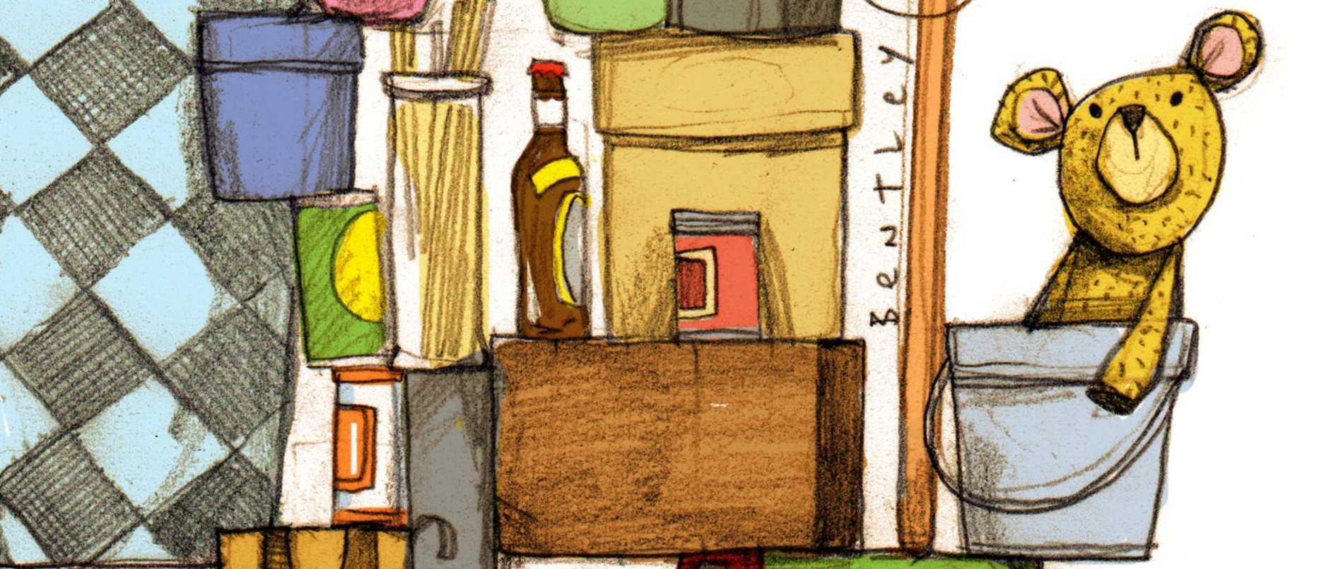 Jonathan Bentley illustration for column