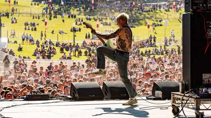 PHOTOS: The most epic band shots from Splendour