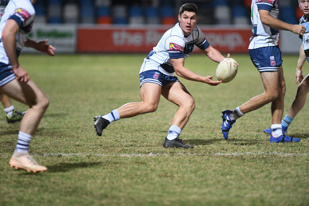 Image for sale: Rugby league Riley Shadlow Brothers a grade