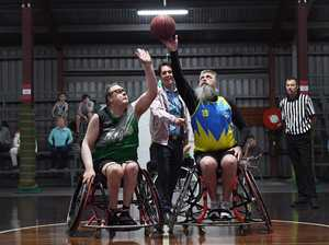 Maryborough Wheelchair Basketball