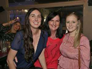 L-R Imogen Lebish, Sharon Burnett and Chloe Welfare