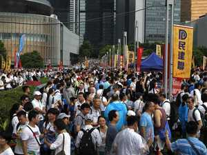 Hong Kong braces for latest mass protest