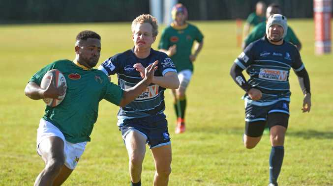 Ferocious encounters light up rugby finals