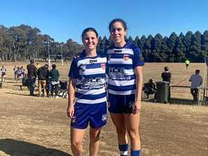 Bulldogs duo gain valuable experience at league tag titles