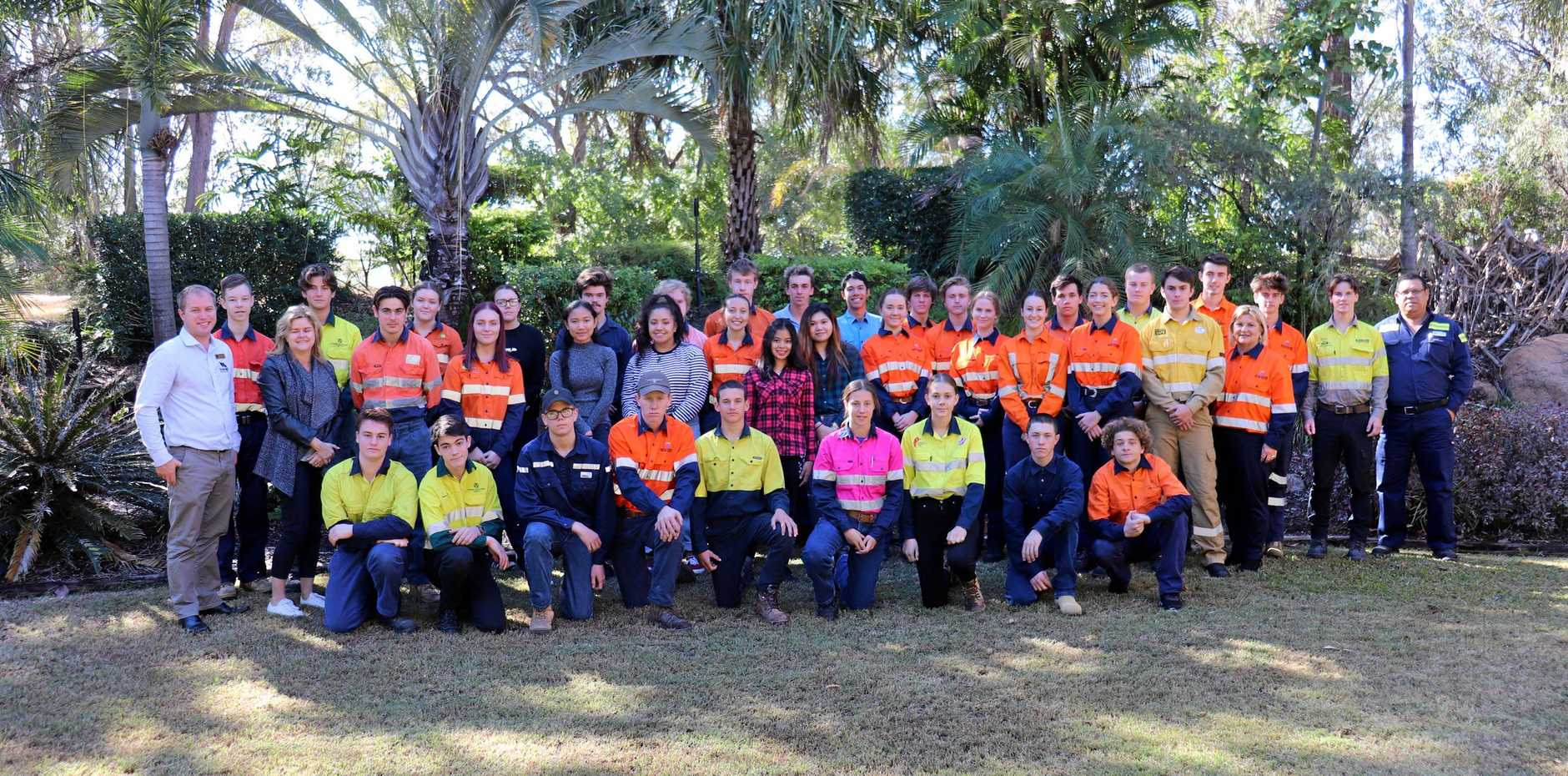 QAL has opened their doors to more than 60 high school students from around Gladstone.