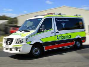 Teen injured after car, bicycle crash