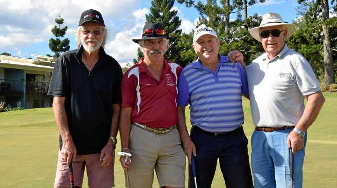 GALLERY: Golfers compete in 4 ball stableford at Gympie