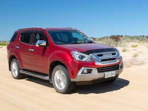 How an Isuzu became the perfect car for a family holiday