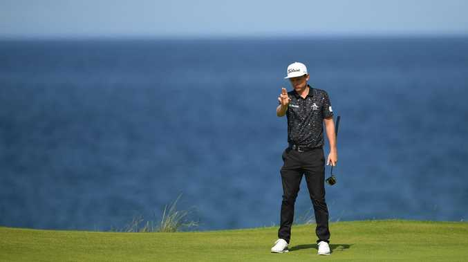Smith falls out of British Open contention