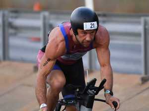 Yeppoon Triathlon Festival: Steve Ledger.