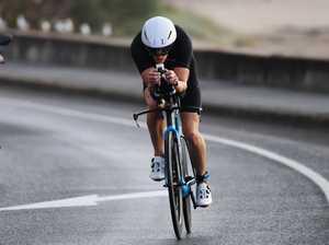Yeppoon Triathlon Festival: Simon Hearn.