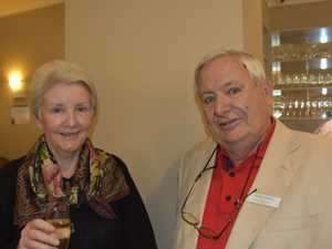 NOOSA DOMAIN: Catherine Nash and Robin Mouat.