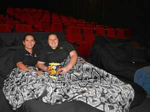 New and comfy arrival at Gladstone Cinemas