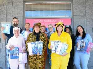 National Pyjama Day a success in region