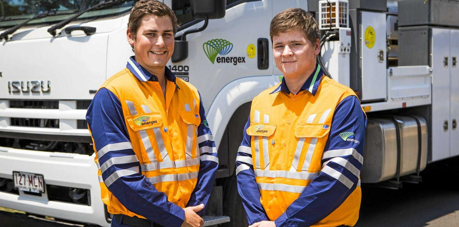Energex is looking for 23 apprentices for 2020 across southeast Queensland