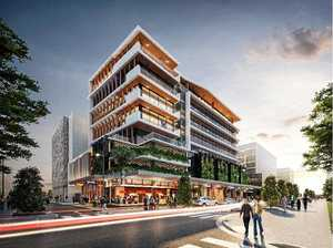 $30m building marks beginning of new Maroochydore City