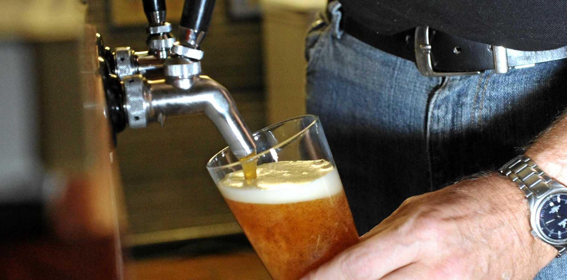 FLUID THINKING: The U.G.L.Y. Bartender Contest is on again.