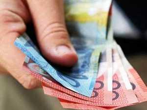 LOST CASH: Hunt for shopper who left money behind