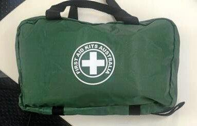 Rural area emergency first aid kit