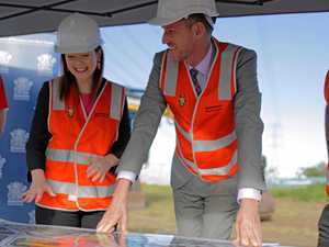 Shovels hit ground on $80 million interchange upgrade