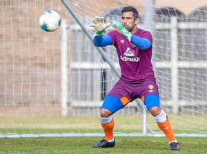 LISTEN: Jamie's a keeper for Brisbane Roar