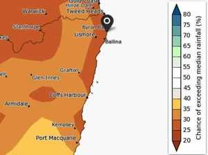 The big dry to continue with first-look climate outlook