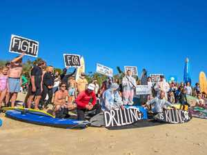 Coast surfers join national fight for the Bight