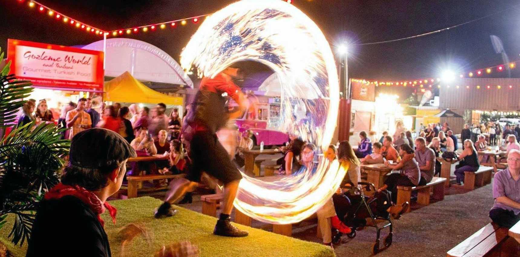 Award-winning street food, night market and entertainment destination NightQuarter is coming to the Sunshine Coast.