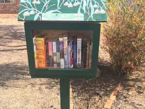 Toowoomba suburb gets free street library