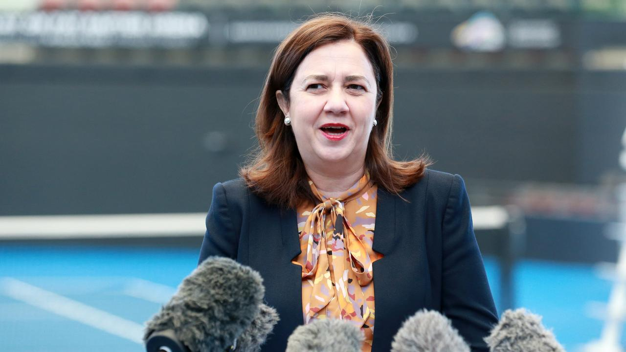 Premier Annastacia Palaszczuk will lead the special taskforce. Picture: AAP/Sarah Marshall