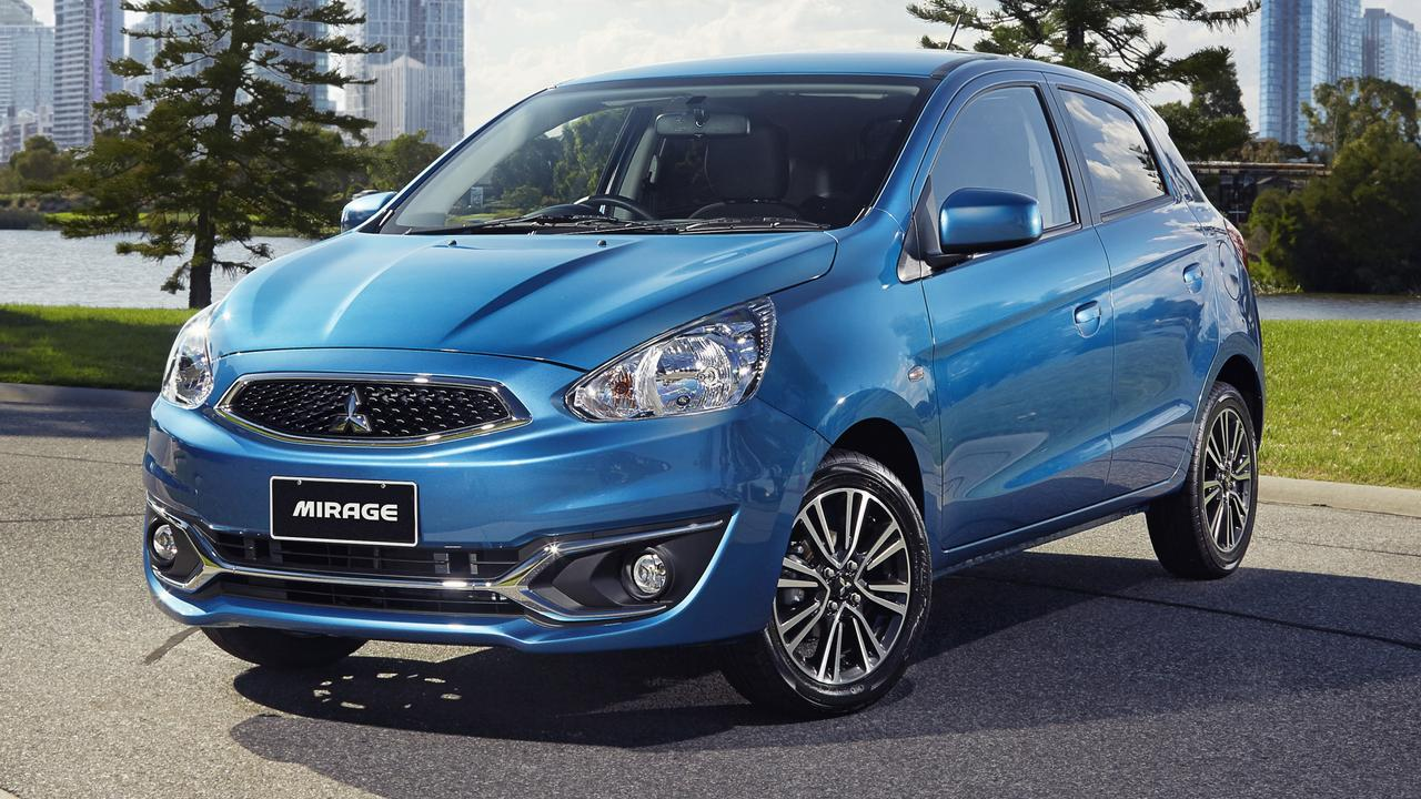 The Mitsubishi Mirage was the most affordable new car to own and run.