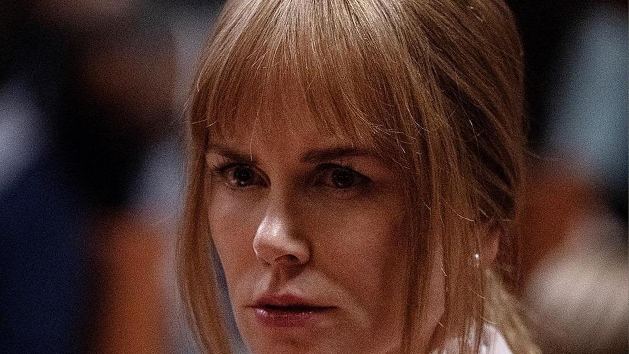 Nicole Kidman in the season finale of Big Little Lies. Picture: Supplied