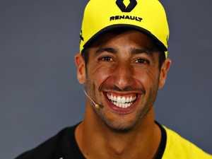 Ricciardo's cold, hard facts for Red Bull
