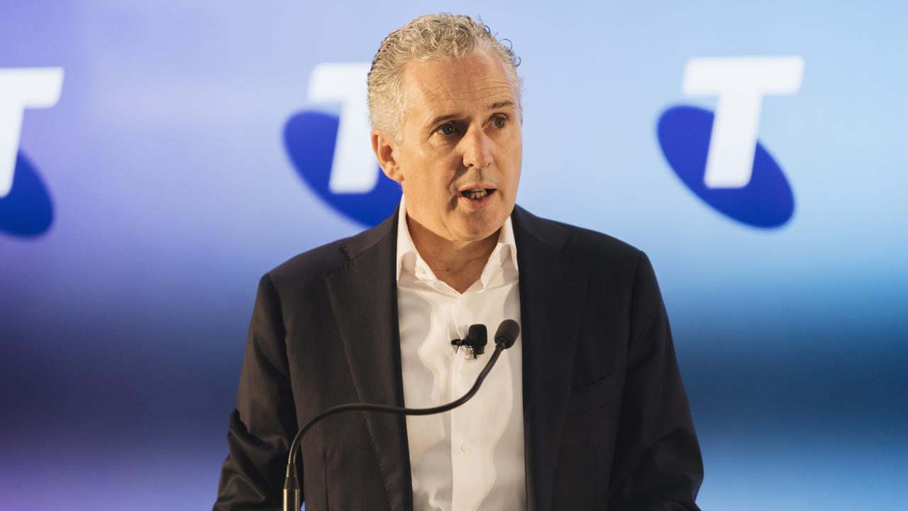 Telstra chief executive Andy Penn recently announced the company's new Plus loyalty scheme for customers.