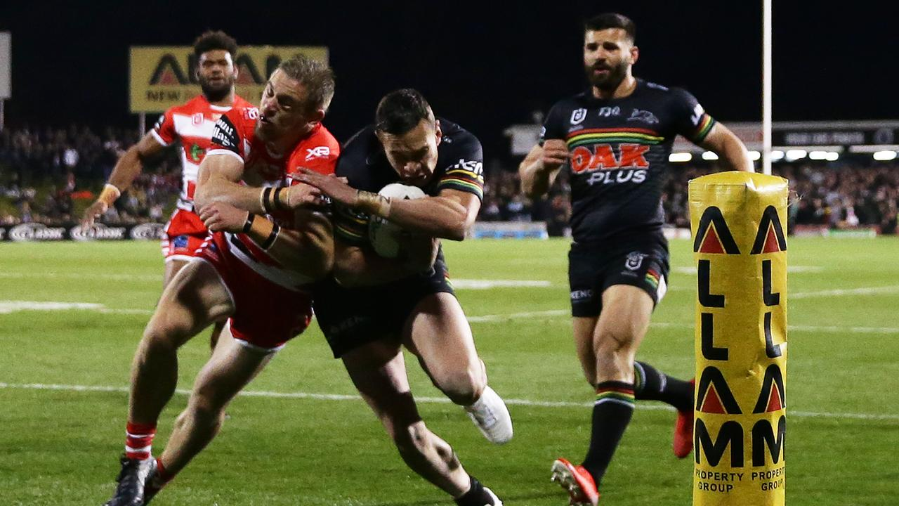 The Dufty ruling has cast more controversy on the shoulder charge rule. Photo by Matt King/Getty Images.
