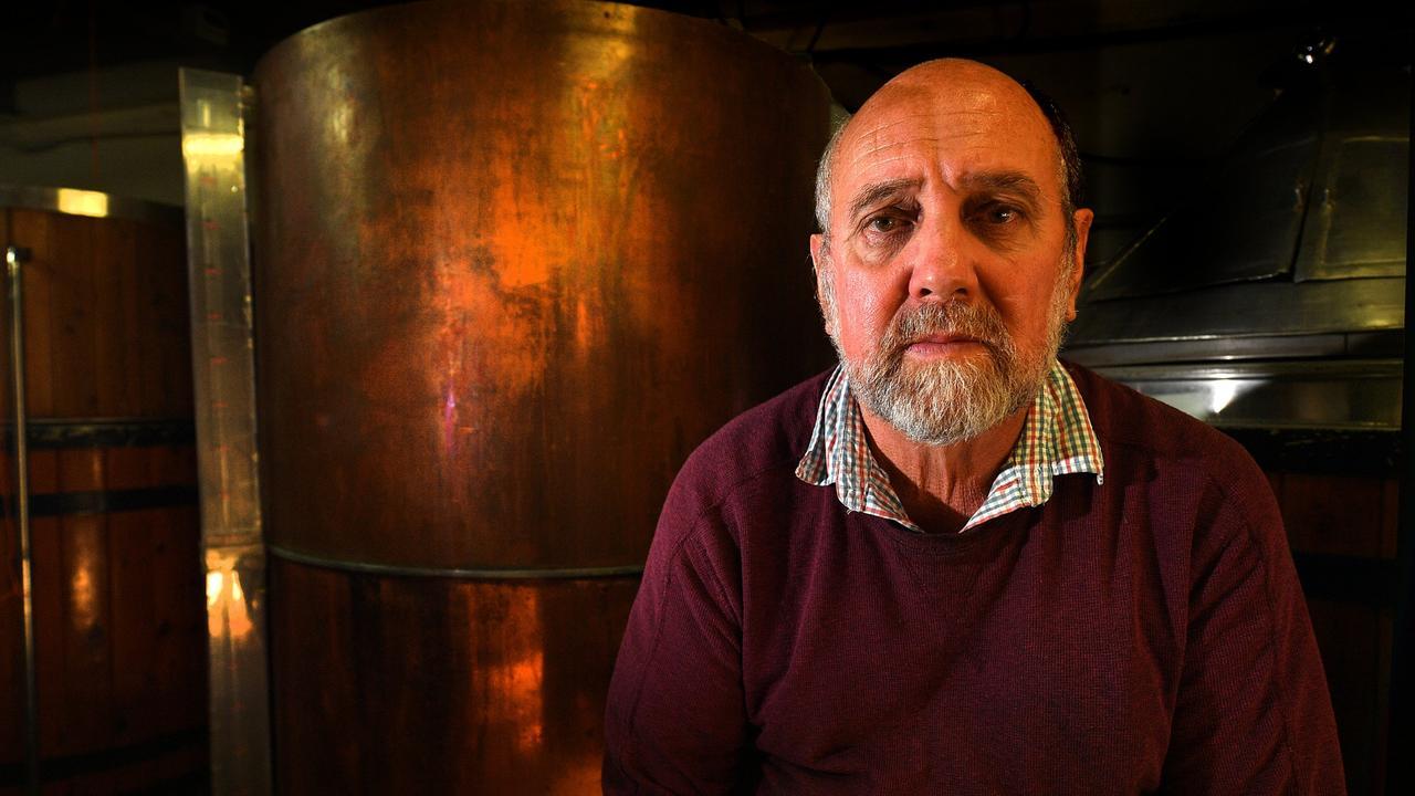 Owner of Sunshine Coast Brewery Greg Curran. Photo: John McCutcheon.
