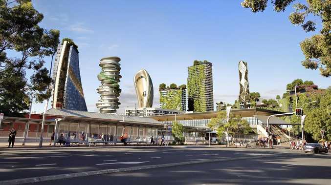 Penrith to rival Parramatta as Sydney's second CBD