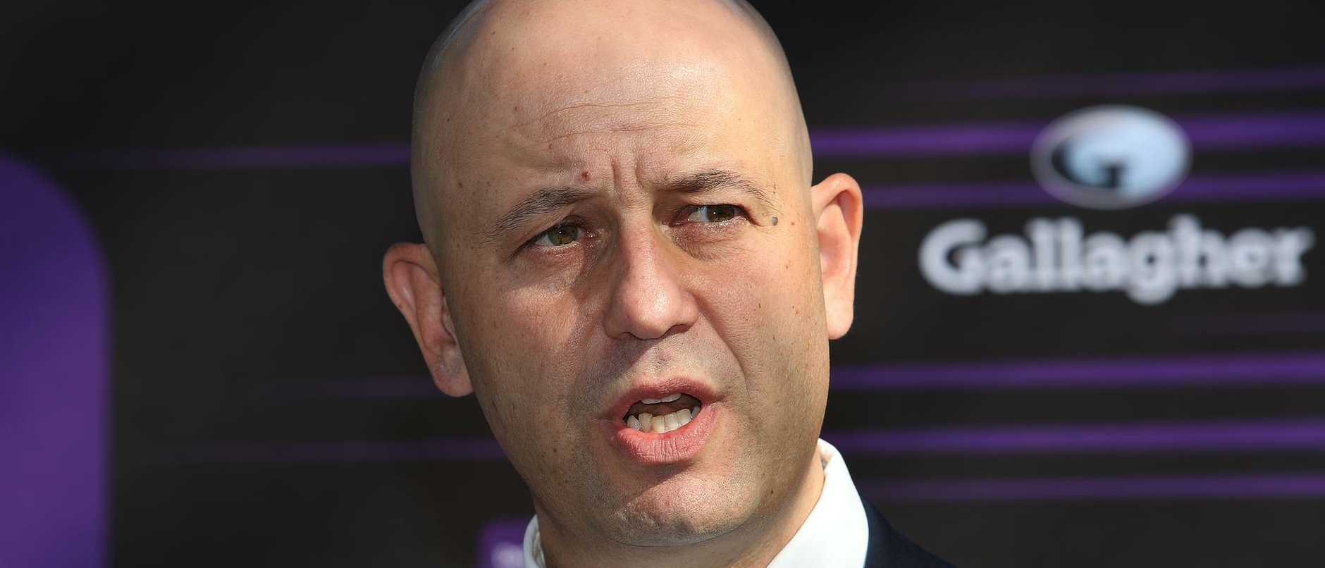 NRL boss Todd Greenberg