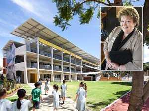 Principal of elite Queensland school in shock resignation