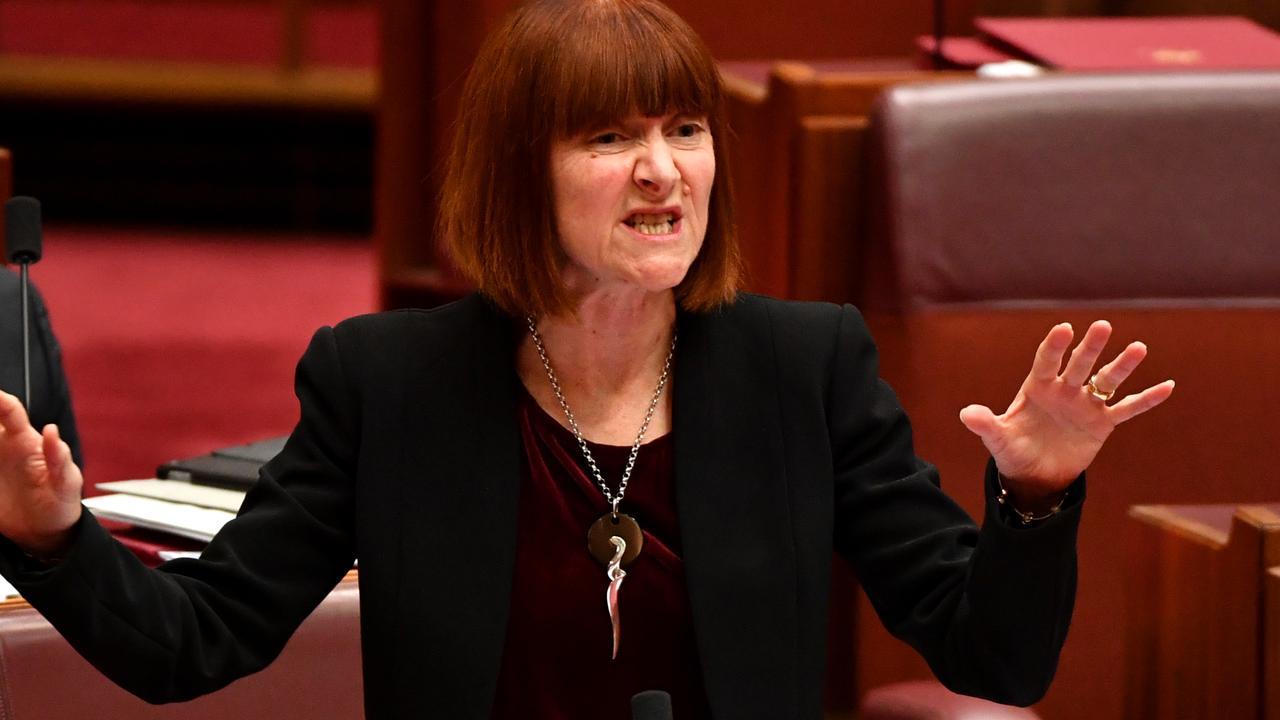 Greens Senator Rachel Siewert. Picture: AAP/Sam Mooy