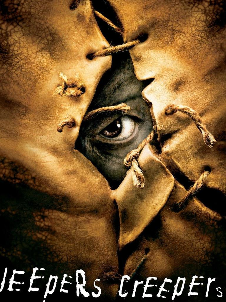 Fixation... The Jeepers Creepers film poster.