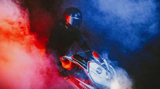 Aussie smart helmet ready to ride
