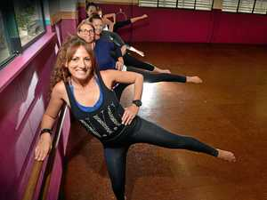 Studio raises the barre with $1 charity class