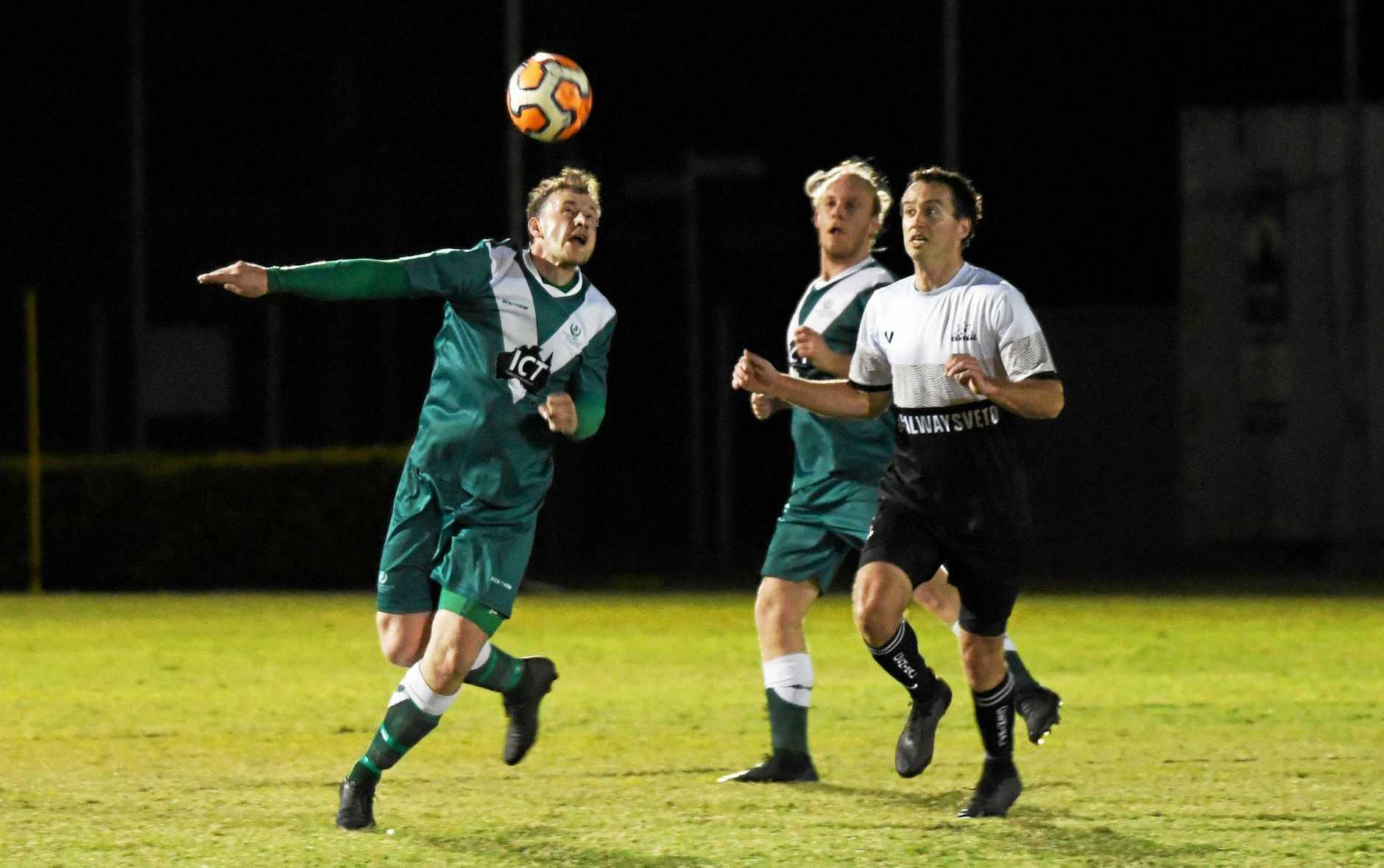 Soccer: Frenchville's Owen Mcilwraith.