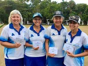 Club Maroochy take out top honours on the green