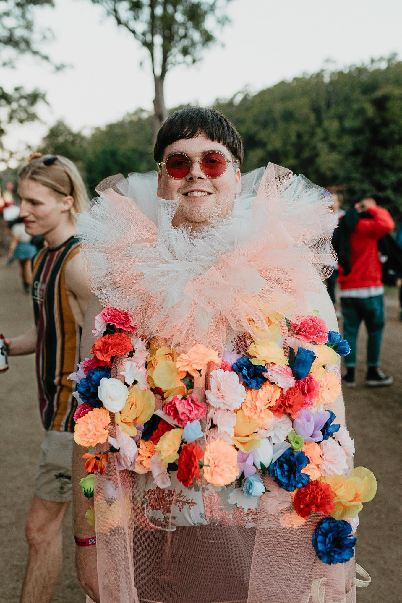 Splendour in the Grass fashions for 2019. Supplied by SITG PR.