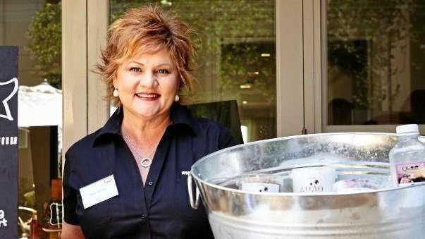 White's IGA owner Roz White
